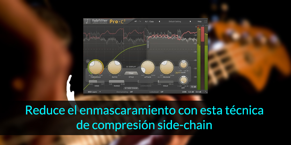tutorial compresion side-chain